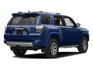 Nautical Blue Pearl 2016 Toyota 4Runner Pictures 4Runner Utility 4D Trail Edition 4WD V6 photos rear view