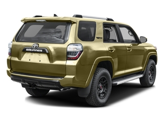 Quicksand 2016 Toyota 4Runner Pictures 4Runner Utility 4D TRD Pro 4WD V6 photos rear view