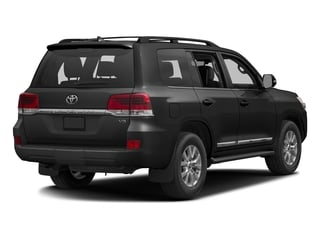 Magnetic Gray Metallic 2016 Toyota Land Cruiser Pictures Land Cruiser Utility 4D 4WD V8 photos rear view
