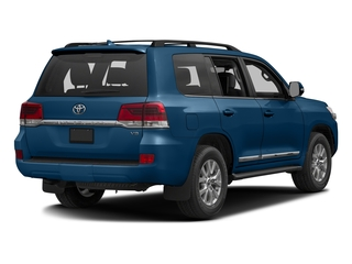 Blue Onyx Pearl 2016 Toyota Land Cruiser Pictures Land Cruiser Utility 4D 4WD V8 photos rear view