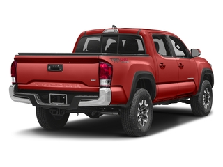 Inferno 2016 Toyota Tacoma Pictures Tacoma TRD Off-Road Crew Cab 2WD V6 photos rear view