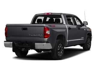Magnetic Gray Metallic 2016 Toyota Tundra 2WD Truck Pictures Tundra 2WD Truck SR5 CrewMax 2WD photos rear view