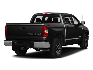 Black 2016 Toyota Tundra 2WD Truck Pictures Tundra 2WD Truck SR5 CrewMax 2WD photos rear view