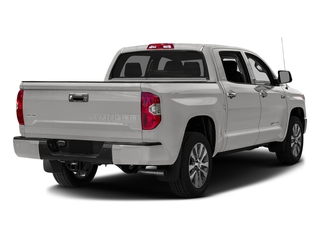 Super White 2016 Toyota Tundra 2WD Truck Pictures Tundra 2WD Truck Limited CrewMax 2WD photos rear view