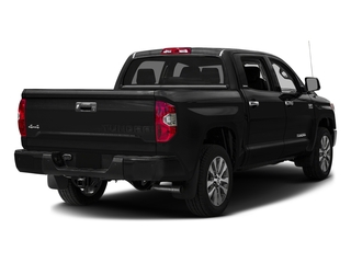 Midnight Black Metallic 2016 Toyota Tundra 2WD Truck Pictures Tundra 2WD Truck Limited CrewMax 2WD photos rear view