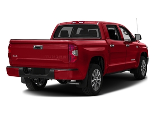 Barcelona Red Metallic 2016 Toyota Tundra 2WD Truck Pictures Tundra 2WD Truck Limited CrewMax 2WD photos rear view