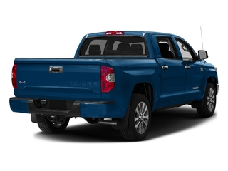 Blazing Blue Pearl 2016 Toyota Tundra 2WD Truck Pictures Tundra 2WD Truck Limited CrewMax 2WD photos rear view
