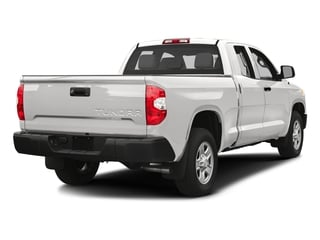 Super White 2016 Toyota Tundra 2WD Truck Pictures Tundra 2WD Truck SR Double Cab 2WD photos rear view