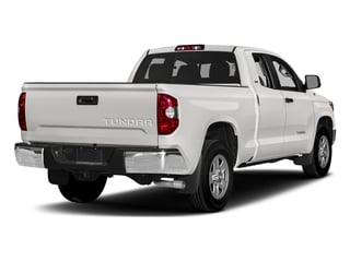 Super White 2016 Toyota Tundra 4WD Truck Pictures Tundra 4WD Truck SR5 Double Cab 4WD photos rear view