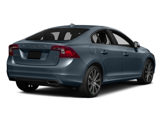 Osmium Grey Metallic 2016 Volvo S60 Pictures S60 Sedan 4D T6 Platinum Drive-E Turbo photos rear view