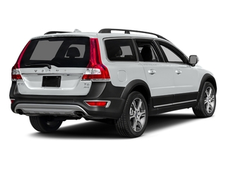 Crystal White Pearl 2016 Volvo XC70 Pictures XC70 Wagon 4D T5 AWD I5 Turbo photos rear view