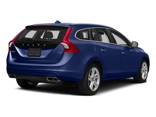 Magic Blue Metallic 2016 Volvo V60 Pictures V60 Wagon 4D T5 Premier AWD Turbo photos rear view