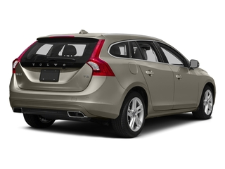 Seashell Metallic 2016 Volvo V60 Pictures V60 Wagon 4D T5 Premier AWD Turbo photos rear view