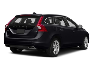 Onyx Black Metallic 2016 Volvo V60 Pictures V60 Wagon 4D T5 Premier AWD Turbo photos rear view