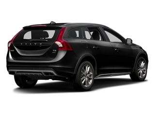 Black Stone 2016 Volvo V60 Cross Country Pictures V60 Cross Country Wagon 4D T5 AWD I5 Turbo photos rear view