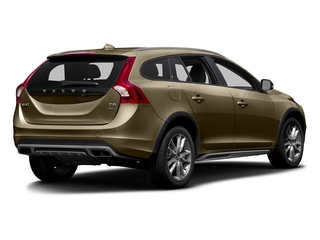 Twilight Bronze Metallic 2016 Volvo V60 Cross Country Pictures V60 Cross Country Wagon 4D T5 AWD I5 Turbo photos rear view