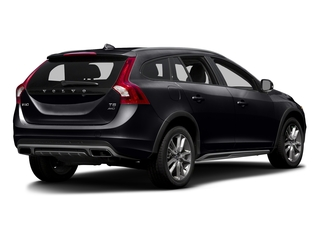 Onyx Black Metallic 2016 Volvo V60 Cross Country Pictures V60 Cross Country Wagon 4D T5 AWD I5 Turbo photos rear view
