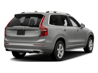 Bright Silver Metallic 2016 Volvo XC90 Pictures XC90 Util 4D T5 Momentum AWD I4 Turbo photos rear view