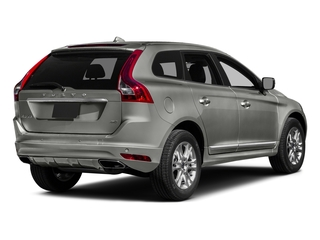 Bright Silver Metallic 2016 Volvo XC60 Pictures XC60 Util 4D T6 Drive-E 2WD I4 Turbo photos rear view