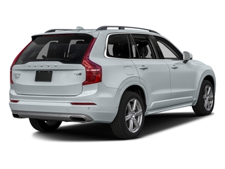 Ice White 2016 Volvo XC90 Hybrid Pictures XC90 Hybrid Utility 4D T8 Inscription AWD Hybrid photos rear view