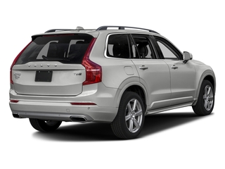 Bright Silver Metallic 2016 Volvo XC90 Hybrid Pictures XC90 Hybrid Utility 4D T8 Inscription AWD Hybrid photos rear view
