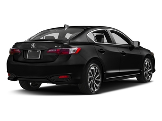 Crystal Black Pearl 2017 Acura ILX Pictures ILX Sedan w/Premium/A-SPEC Pkg photos rear view