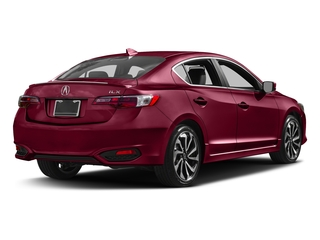 San Marino Red 2017 Acura ILX Pictures ILX Sedan w/Premium/A-SPEC Pkg photos rear view