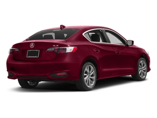 San Marino Red 2017 Acura ILX Pictures ILX Sedan 4D Technology Plus I4 photos rear view
