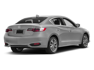 Lunar Silver Metallic 2017 Acura ILX Pictures ILX Sedan 4D Technology Plus I4 photos rear view