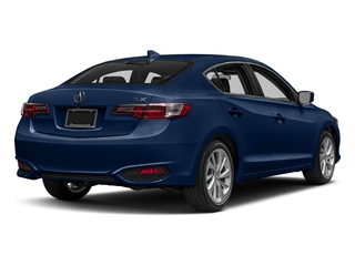 Catalina Blue Pearl 2017 Acura ILX Pictures ILX Sedan w/AcuraWatch Plus photos rear view