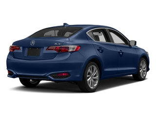 Catalina Blue Pearl 2017 Acura ILX Pictures ILX Sedan 4D I4 photos rear view
