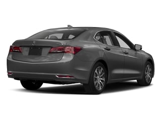 Modern Steel Metallic 2017 Acura TLX Pictures TLX FWD photos rear view