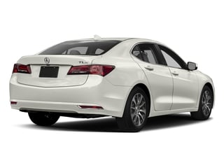 Bellanova White Pearl 2017 Acura TLX Pictures TLX Sedan 4D I4 photos rear view