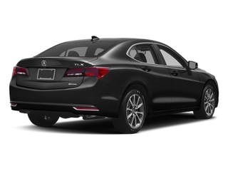 Crystal Black Pearl 2017 Acura TLX Pictures TLX SH-AWD V6 w/Technology Pkg photos rear view