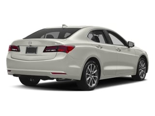 Bellanova White Pearl 2017 Acura TLX Pictures TLX SH-AWD V6 w/Technology Pkg photos rear view