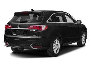 Crystal Black Pearl 2017 Acura RDX Pictures RDX AWD w/AcuraWatch Plus photos rear view