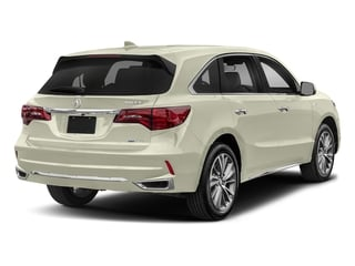White Diamond Pearl 2017 Acura MDX Pictures MDX Utility 4D Technology AWD Hybrid photos rear view