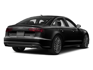 Brilliant Black 2017 Audi A6 Pictures A6 Sedan 4D 2.0T Premium AWD photos rear view