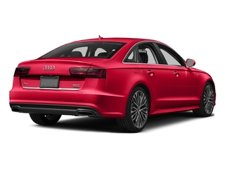 Misano Red Pearl Effect 2017 Audi A6 Pictures A6 Sed 4D 3.0T Competition Prestige AWD photos rear view