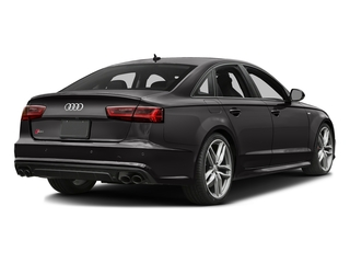 Oolong Gray Metallic 2017 Audi S6 Pictures S6 4.0 TFSI Prestige photos rear view