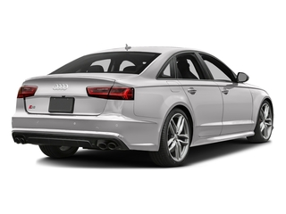 Florett Silver Metallic 2017 Audi S6 Pictures S6 4.0 TFSI Prestige photos rear view