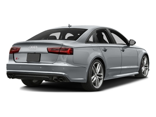Tornado Gray Metallic 2017 Audi S6 Pictures S6 4.0 TFSI Prestige photos rear view