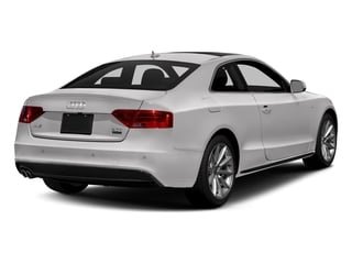 Florett Silver Metallic 2017 Audi A5 Coupe Pictures A5 Coupe 2.0 TFSI Sport Manual photos rear view