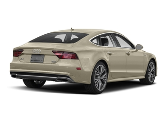Cuvee Silver Metallic 2017 Audi A7 Pictures A7 3.0 TFSI Prestige photos rear view