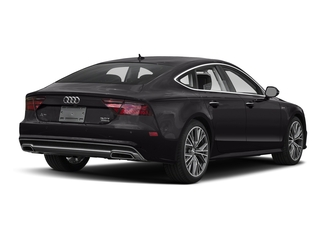 Oolong Gray Metallic 2017 Audi A7 Pictures A7 Sedan 4D 3.0T Premium Plus AWD photos rear view