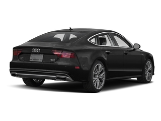 Brilliant Black 2017 Audi A7 Pictures A7 Sedan 4D Competition Prestige AWD photos rear view