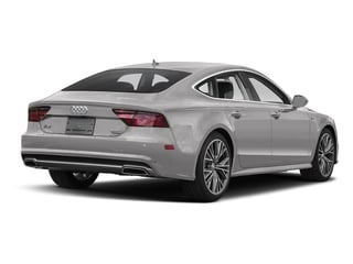 Florett Silver Metallic 2017 Audi A7 Pictures A7 3.0 TFSI Competition Prestige photos rear view