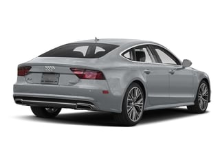 Tornado Gray Metallic 2017 Audi A7 Pictures A7 3.0 TFSI Competition Prestige photos rear view