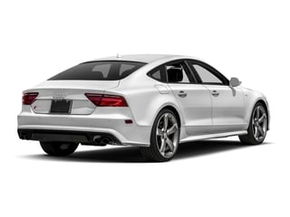 Glacier White Metallic 2017 Audi S7 Pictures S7 Sedan 4D S7 Prestige AWD photos rear view