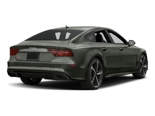 Nardo Gray 2017 Audi RS 7 Pictures RS 7 Sedan 4D RS7 Performance AWD photos rear view